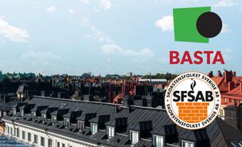 FuranFlex och VentilFlex är registrerade i BASTA-registret