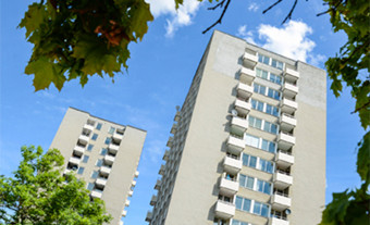 Ny smart ventilation och minskad energianvändning med 60 %