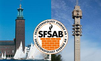 Vad har Stockholms stadshus och Kaknästornet gemensamt?